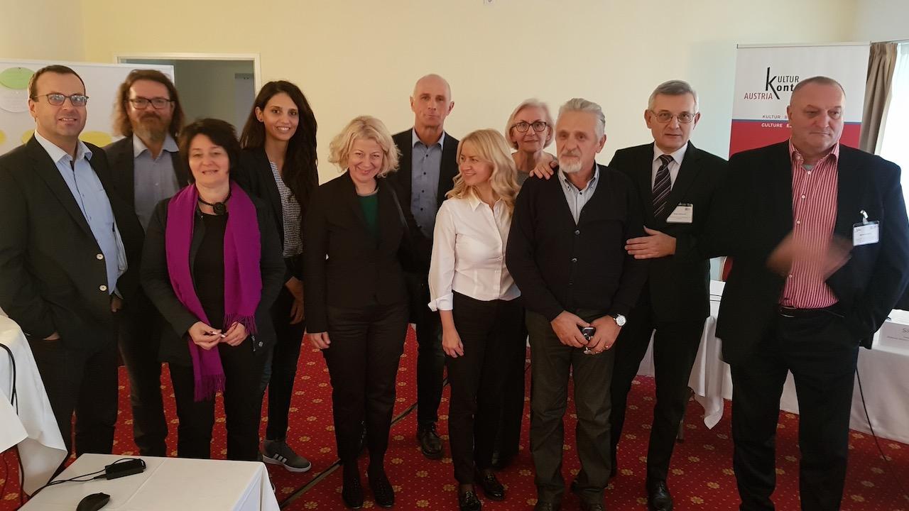 Besuch Delegation Balkanländer