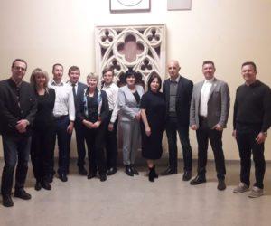 Besuch der russischen Delegation